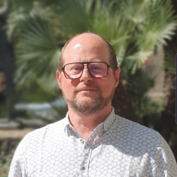 Pierre Campocasso – Administration Manager
